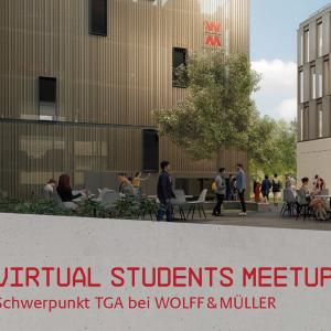 Virtual Students Meetup